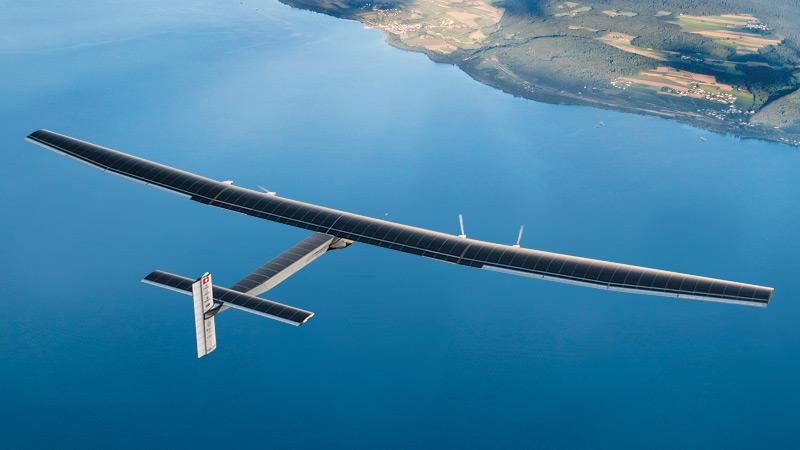 Solar Impulse Sunpower zonnepanelen 400 Wp