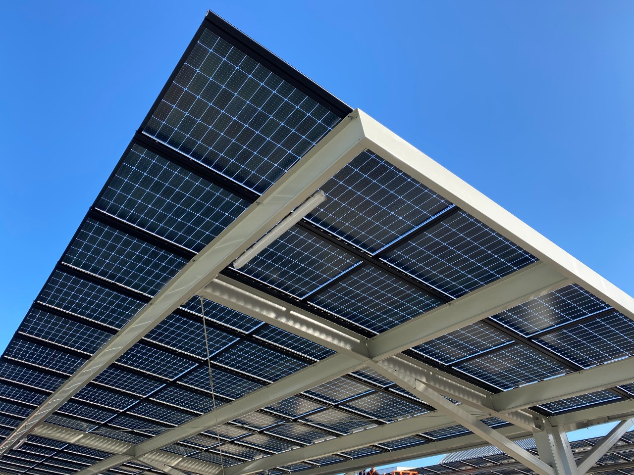 solar parking dronten