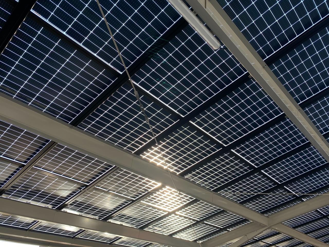 solar carport dronten